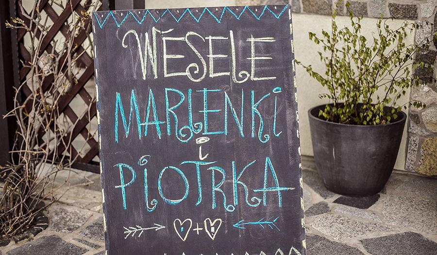 Marlena i Piotr